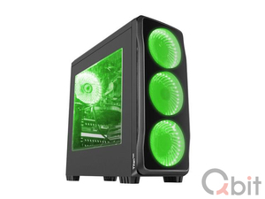 QBIT Gaming PC Turing 2.2 i5-9400 / GTX 1660 ti 6 GB игровой компьютер